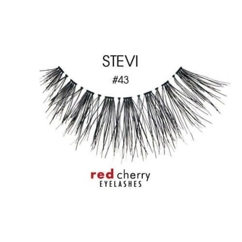 Red Cherry Lashes Style #43 (Stevi) 01