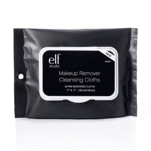 e.l.f. - Makeup Remover Cleansing Cloths 01