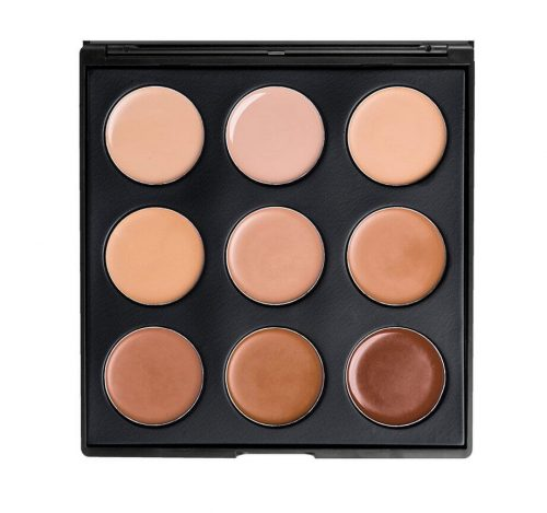 9FC - COLOR COOL FOUNDATION PALETTE