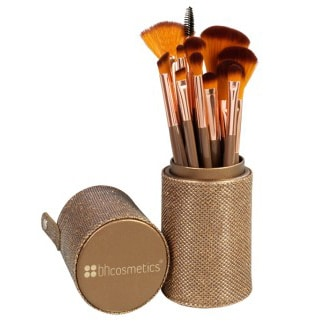 BH Shimmering Bronze - 12 Piece Brush Set 1
