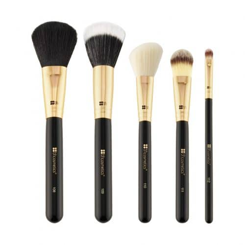 Face Essential - 5 Piece Brush Set 01