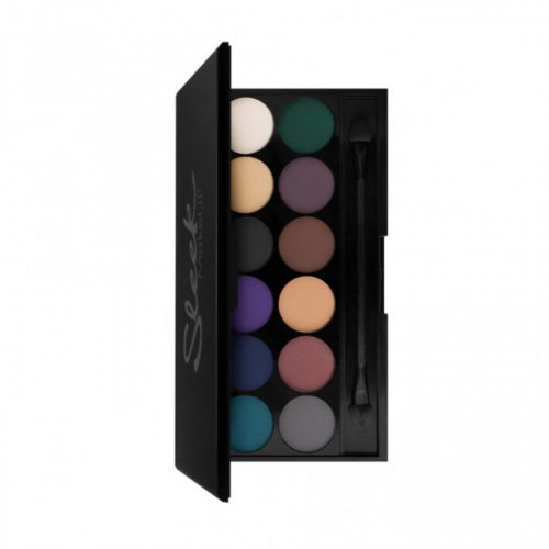 I-DIVINE EYESHADOW PALETTE IN ULTRA MATTES V2 01