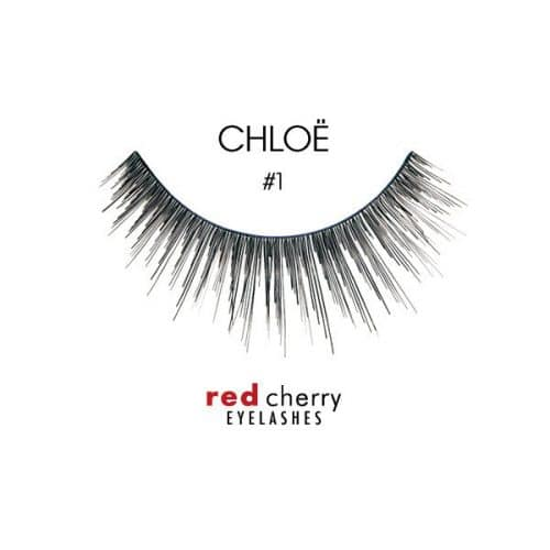 Red Cherry Lashes Style #01 (Chloë) 01