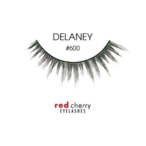 Red Cherry Lashes Style #600 (Delaney) 01