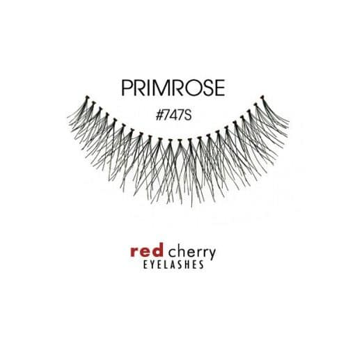 Red Cherry Lashes Style #747S (Primrose) 01