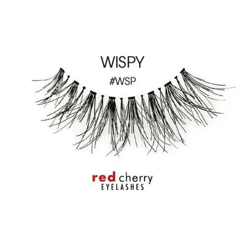 Red Cherry Lashes Style #WSP (Wispy) 01