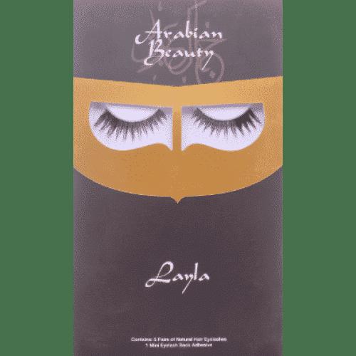 Arabian Beauty – Tray of 5 Pairs, Layla