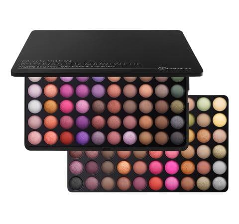 bhCosmetics - 120 Color Eyeshadow Palette