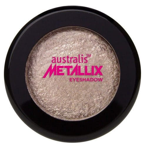 Australis - Metallix Cream Eyeshadow