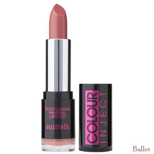Australis - Colour Inject Moisturising Lipstick