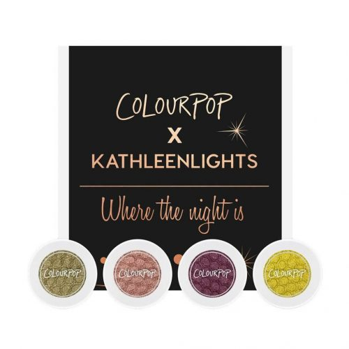 ColourPop - Where The Night Is