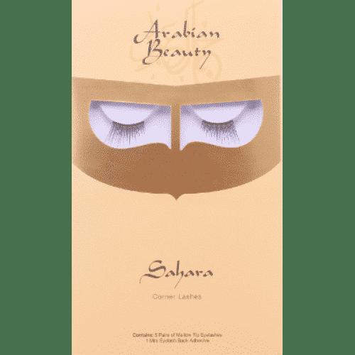 Arabian Beauty - Tray of 5 Pairs, Sahara