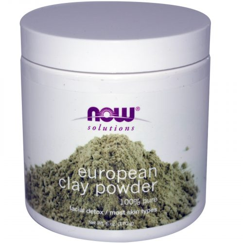 Now Foods, Solutions, European Clay Powder 1