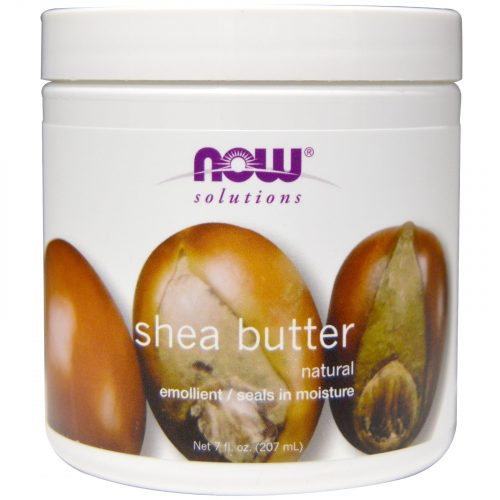Now Foods, Solutions, Shea Butter 1